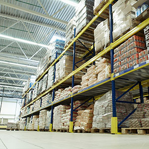 food service distribution warehouse